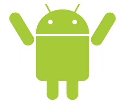 Android operation sytem logo